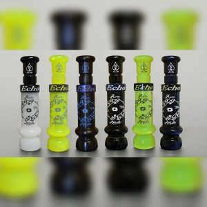 Acrylic Ace in the hole Cut Down Duck Calls