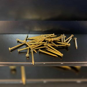 Brass Game Call Band Pins