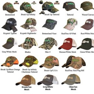 Echo Duck Hunting Hats