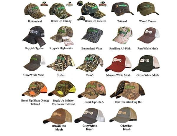 Echo Duck Hunting Hats