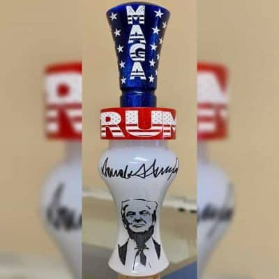 MAGA Trump Duck Call
