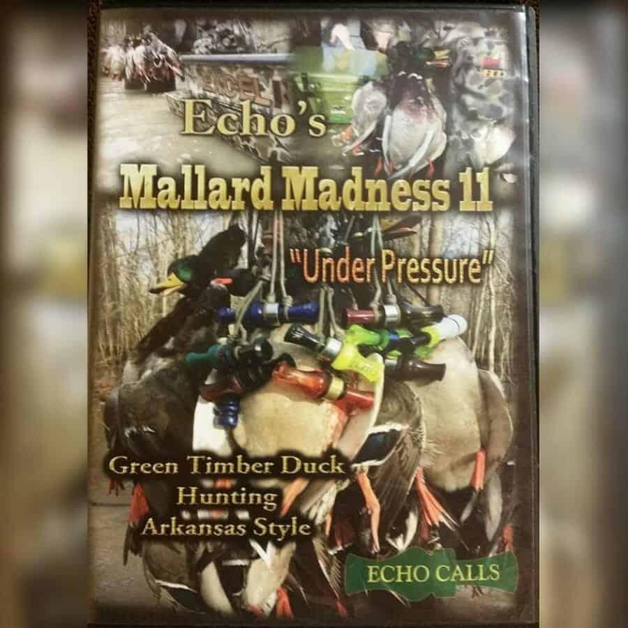 """Mallard Madness 11 """"Under Pressure"""" Duck Hunting Video"""