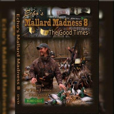 """Mallard Madness 8 """"The Good Times"""" Duck Hunting Video"""
