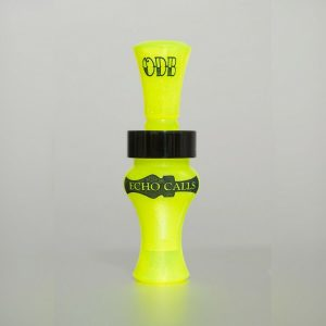 ODB Acrylic Chartreuse Duck Call