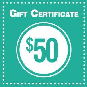 $50 Dollar Gift Certificate for Echo Duck Calls
