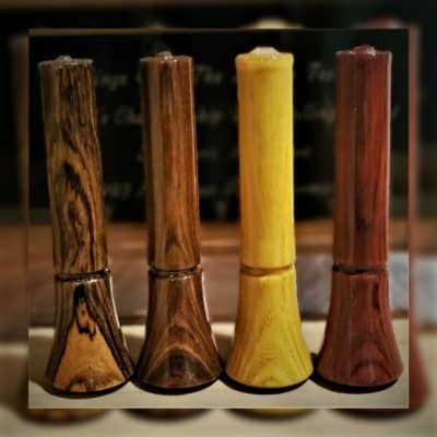 Wooden Replacement Duck Call Inserts
