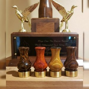 Replacement Wood Duck Call Barrels