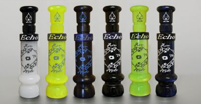 Ace in the Hole Cut Down Duck Calls